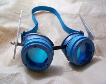 Steampunk Goggles-Inspired by Kid Flash