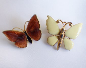 Vintage Butterfly Scatter Pins