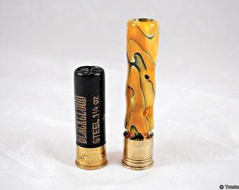 Duck Call - All Acrylic Duck Whistle - Tuscan Sun