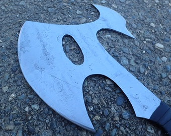 Reaver Axe From Serenity Movie. Hand Forged by Blacksmith.