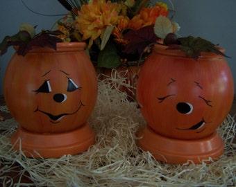 Fall Pumpkins for Halloween until Thanksgiving