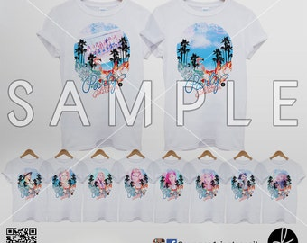 SNSD Girls Generation Party Tshirt