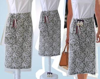 Coton Dress faces / VestidoAlgodón Caras