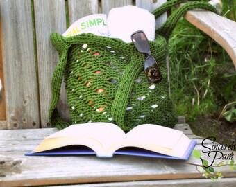 Ally Market Bag Crochet Pattern pdf