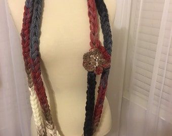 Handmade Wool Scarf Neck Mutlistyle,Great Quality