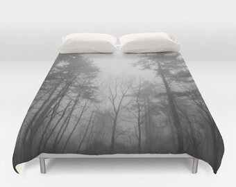housse de couette arbre etsy. Black Bedroom Furniture Sets. Home Design Ideas