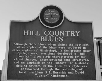 Hill County Blues 1, Fine Art Photography, Music Inspired Photos
