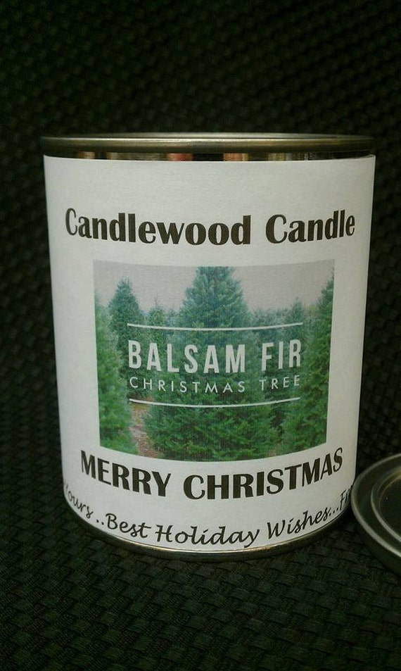 BALSAM FIR -  PERSONALIZED Gift, Christmas Gift, Custom Gift, Send your message, Free Shipping in United States