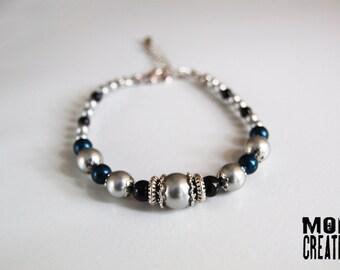 Swarovski Pearls bracelet