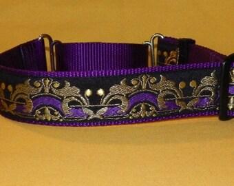 Purple Crown collar