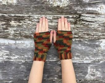 Fingerless Mitts Crochet Pattern, Fingerless Gloves Crochet Pattern, Fingerless Gloves to Crochet, Crafts, DIY, Crochet Your Own