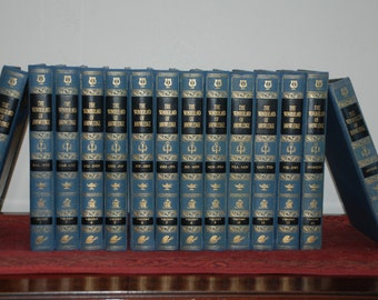 The Wonderland Of Knowledge A Pictorial Pageant - 14 Volume Set