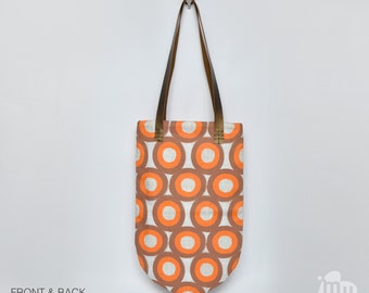 TOTE BAG ~ Orange #05