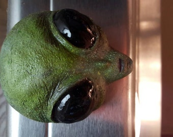 Roswell Alien Refrigerator magnet