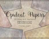 Opulent Papers - Fine Art Textures, Photoshop Textures
