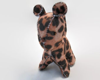 Wild Thing Cheetah Kitty