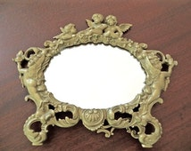 Popular Items For Art Nouveau Mirror On Etsy