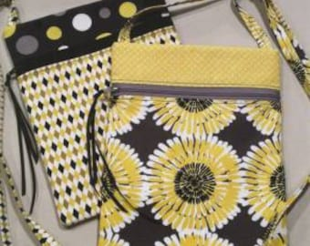 Runaround Bag From Lazy Girl Designs - Pattern only