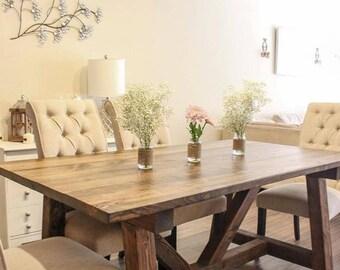 Farm Beam Table