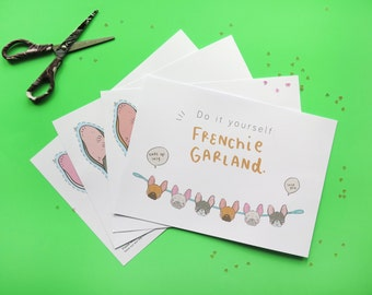 Do It Yourself: Frenchie Garland