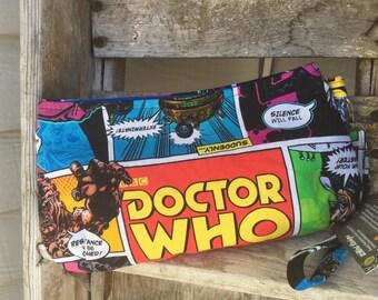 Dr Who  Clutch, Police Box Clutch, Fandom Clutch, Geeky Clutch Coraline Clutch  - Ready to Ship