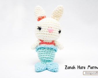 Zanah Hare Mermaid