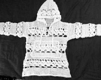 PDF    Sizex XS to Plus Sizes Crochet Pattern  Creepy Skull Beach Hoodie Bathing Suit Cover up