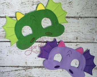 Dragon/Sea Monster Mask