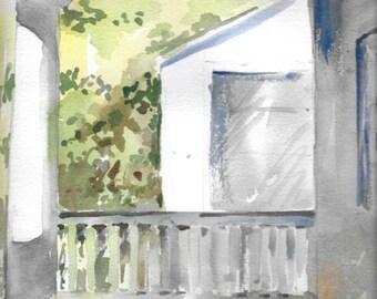 D527 Summer Porch