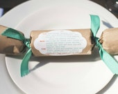 Organic Craft Paper Party Crackers!