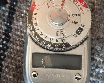 Sekonic Light Meter