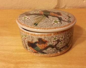 Oriental Trinket Box - Japan