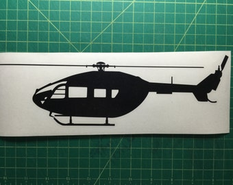 Eurocopter EC-145 Helicopter Decal