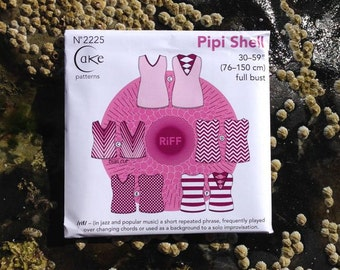 pdfPipi Knit Top Cake Patterns RiFF Nº2225