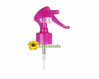 Hot Pink Mini Trigger Sprayer - 2 Pack