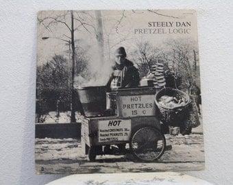 "Steely Dan - ""Pretzel Logic"" vinyl record (NT)"