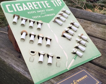 1950s Dainty Cigarette Tip Store Display