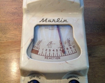 Marlin Toy Electronic lie-Detector