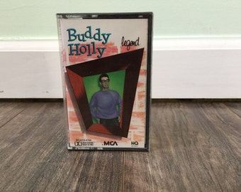 "Buddy Holly ""Legend"" cassette tape"