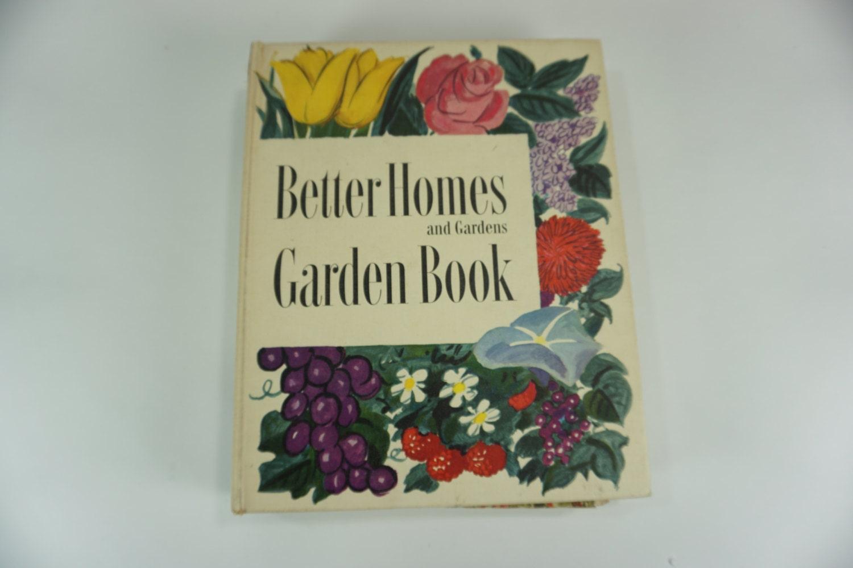 Better Homes & Gardens New Garden Book 1951 1st Edition
