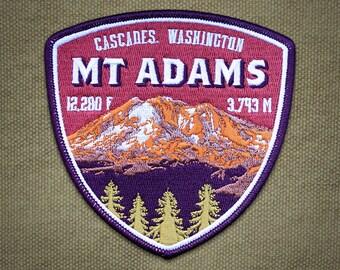 Mt. Adams Patch