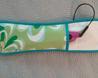 Heat Resistant Travel Case for Flat Iron or Curling Wand