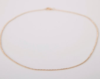 Rose Gold Necklace  Ball Chain Plated  Rose Plated  Ballchain Plated Beads Bracelet Snake Layer Look