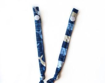 Tula Little Blue Reach Straps - baby carrier reach straps - accessories - Custom