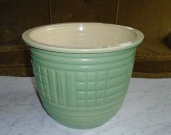 Red Wing Pottery 4 Gallon Bee Sting Salt Glaze Stoneware Crock