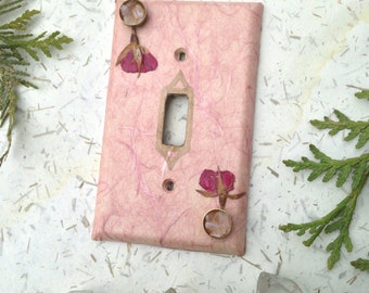 Rose Dream Light Switch Plate Cover