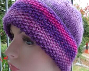 Bright Winter Pure Wool Beanie  -  1576