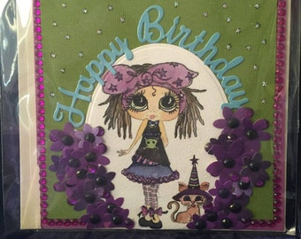 Hand Made Happy Birthday Cards