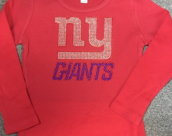 New York Giants Tee Shirt
