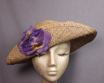 Lovely Straw Summer Sun Hat